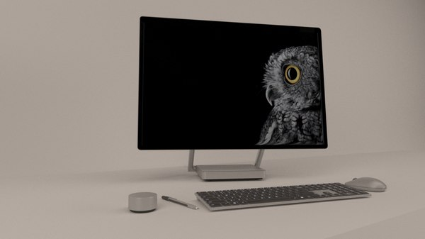 max microsoft surface studio