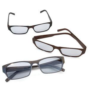 3d glasses 3 materials