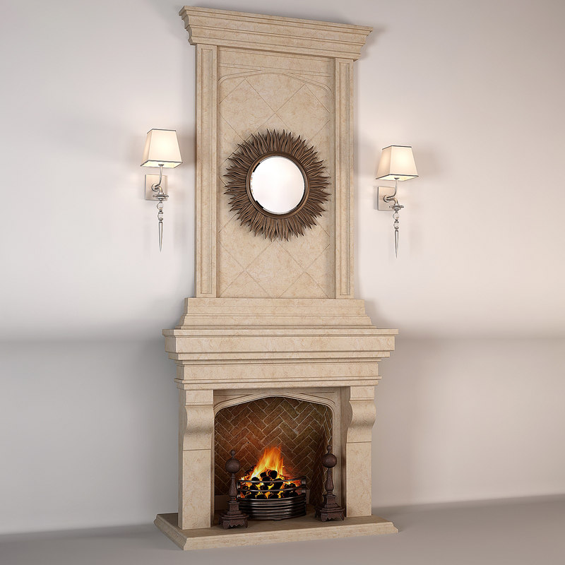fireplace classic 3d 3ds