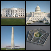 4 Washington Structures