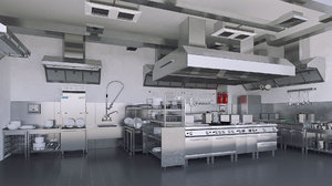commercial kitchen max