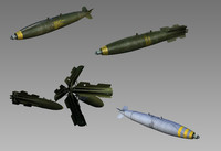 US bombs collection