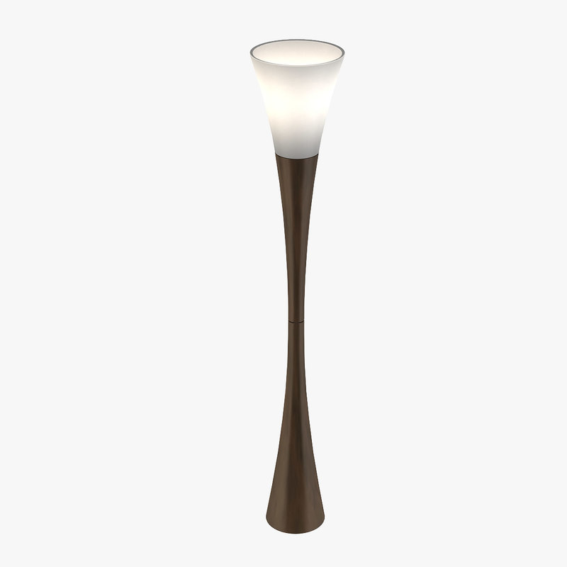 adesso table lamp 3d 3ds