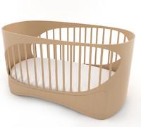 3d max crib baby