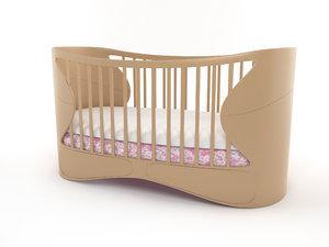 crib baby max