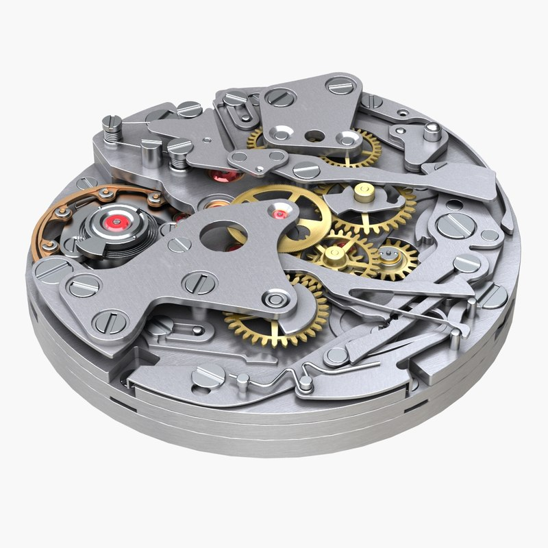 watch mechanism ma