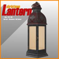 lantern 3d max