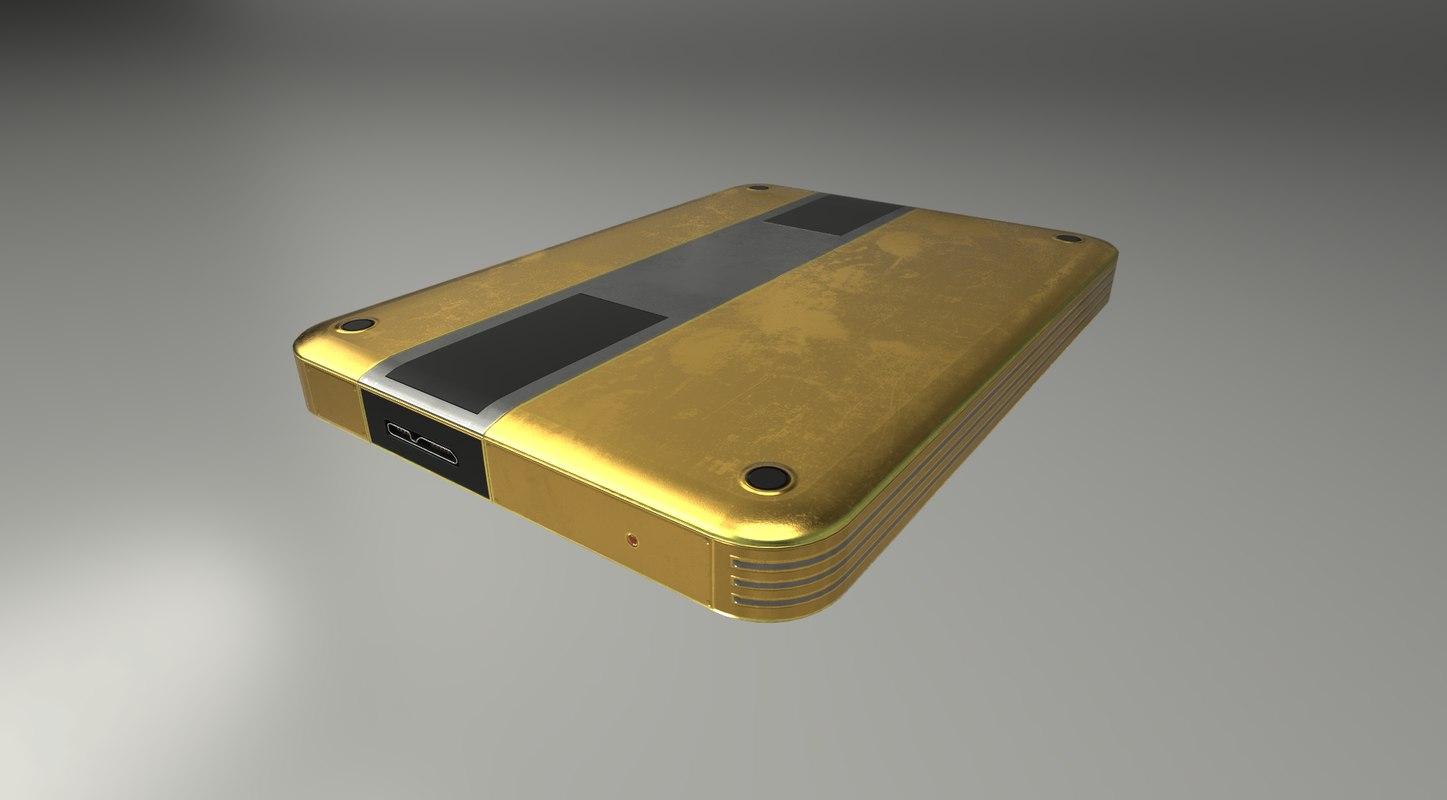 version external hard drive 3ds