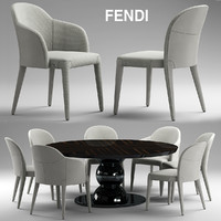 fendi Audrey Chair