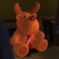 rudolf soft toy 3d model