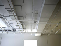 Industrial system ceiling