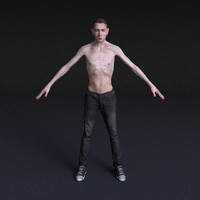 character 15 male - 3d model