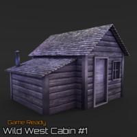 Wild West Cabin #1
