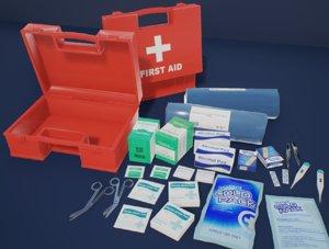3d obj aid kit 1 pbr