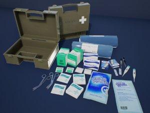 3d military aid kit 1