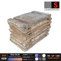 Concrete Slabs 16K UHD