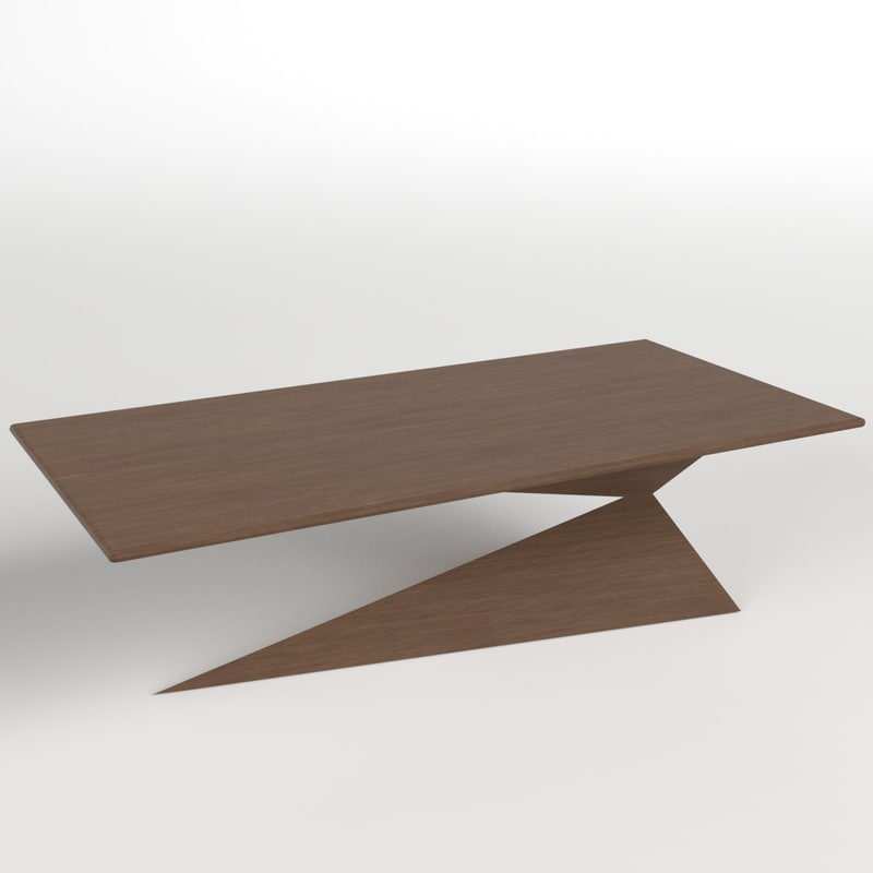 table desk 6 3d 3ds