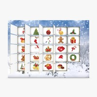 3ds christmas advent calendar