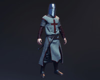 Medieval Soldier (Realtime)