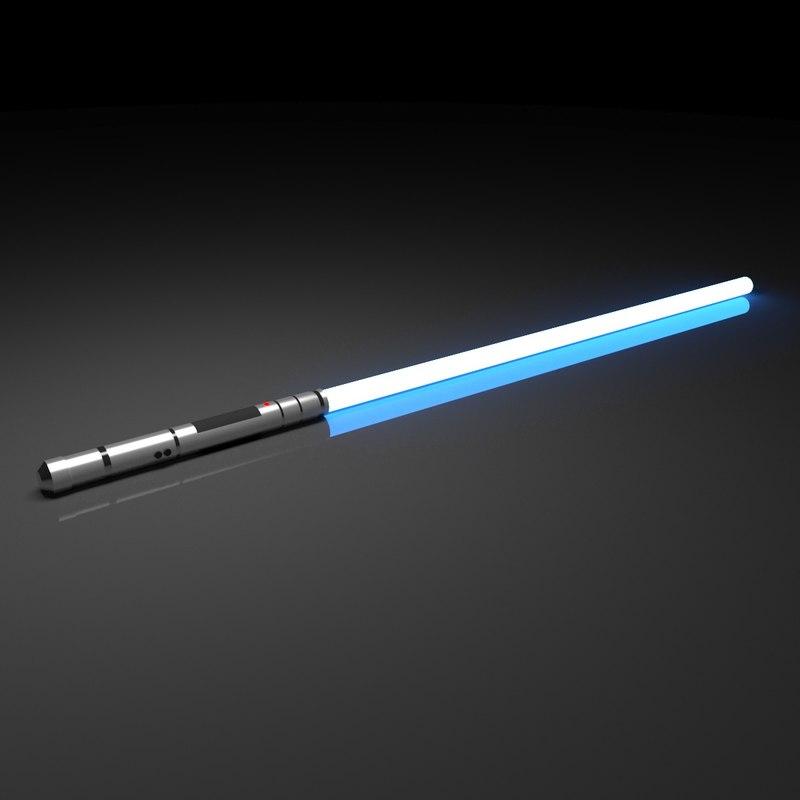 3d laser sword