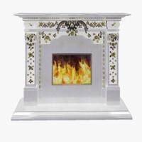 max fireplace metal interiors
