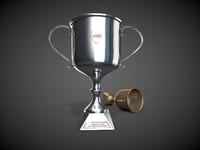 c4d trophy troph