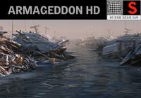3d model armageddon hd