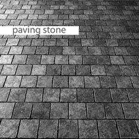 3d max paving stone