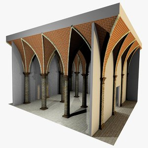 romanic vaulting column 5 max