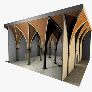 max romanic vaulting column 5
