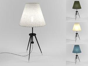 floor lamp indahouze 3d max