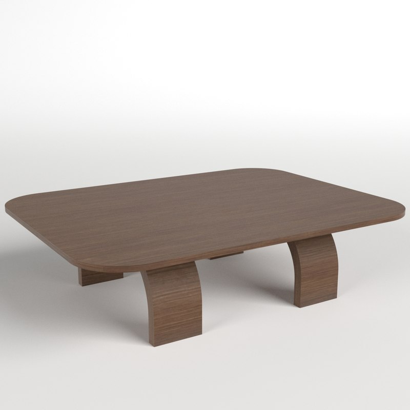 table desk 14 3d model