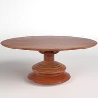 table desk 16 3d 3ds