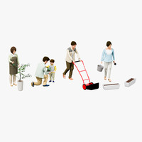 lawn mower gardening max
