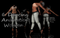 6 Dancing Animations Woman