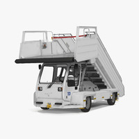 Passenger Steps Car TLD ABS 580