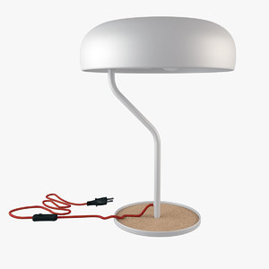 max halo lamp table