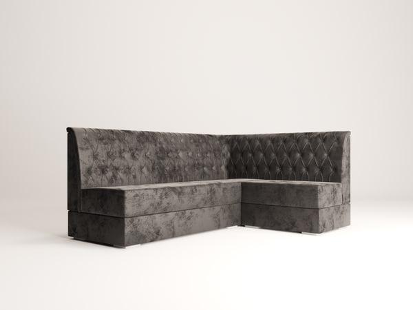 3d angular sofa