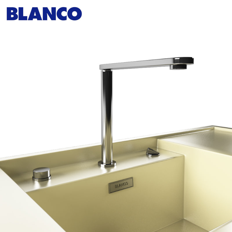 Kitchen Sink Faucet Blanco Max