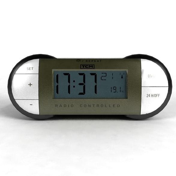 digital clock max