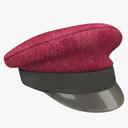 pilot hat 3D models