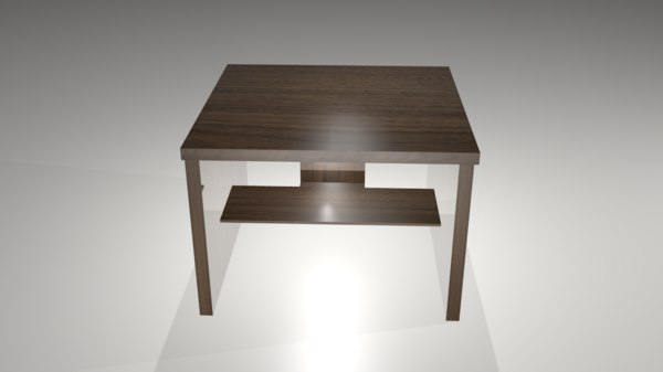coffe table 3ds free