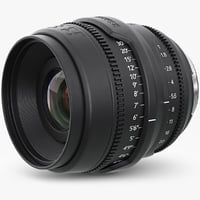 Camera Lens Red Epic