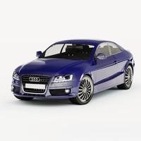 3d automobile car