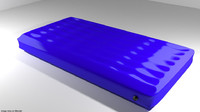 3d airbed bed