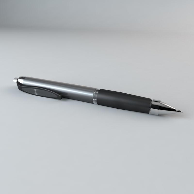 c4d pen