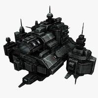 3d realtime model
