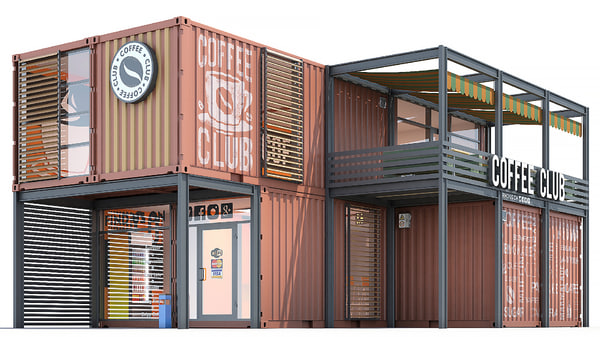 max container coffee shop