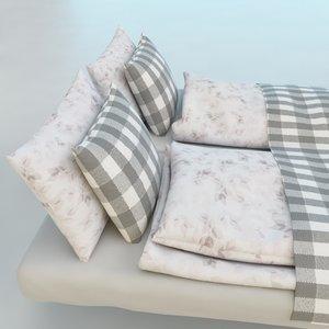 c4d bed vienna style