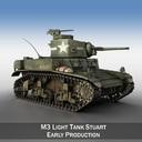 M3 Light Tank Stuart